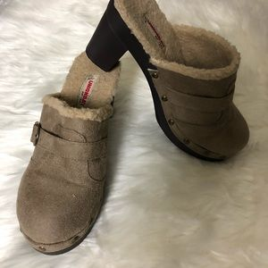 UNIONBAY Clogs with Wool Size 9M